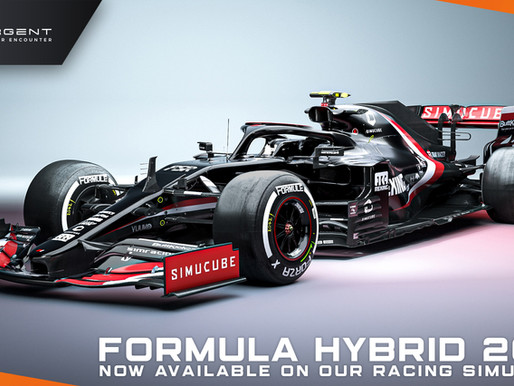 FORMULA HYBRID 2021 RELEASED!