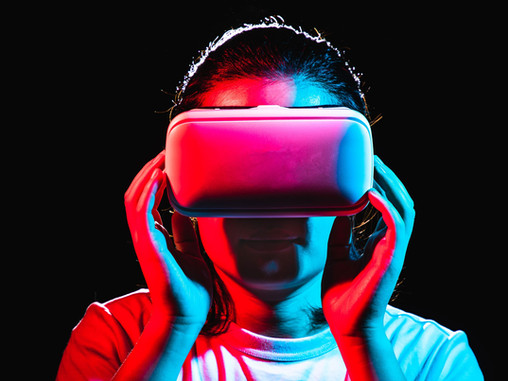 Underwater Meditation and the Therapeutic Benefits of VR
