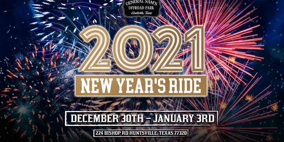 New Year's Ride