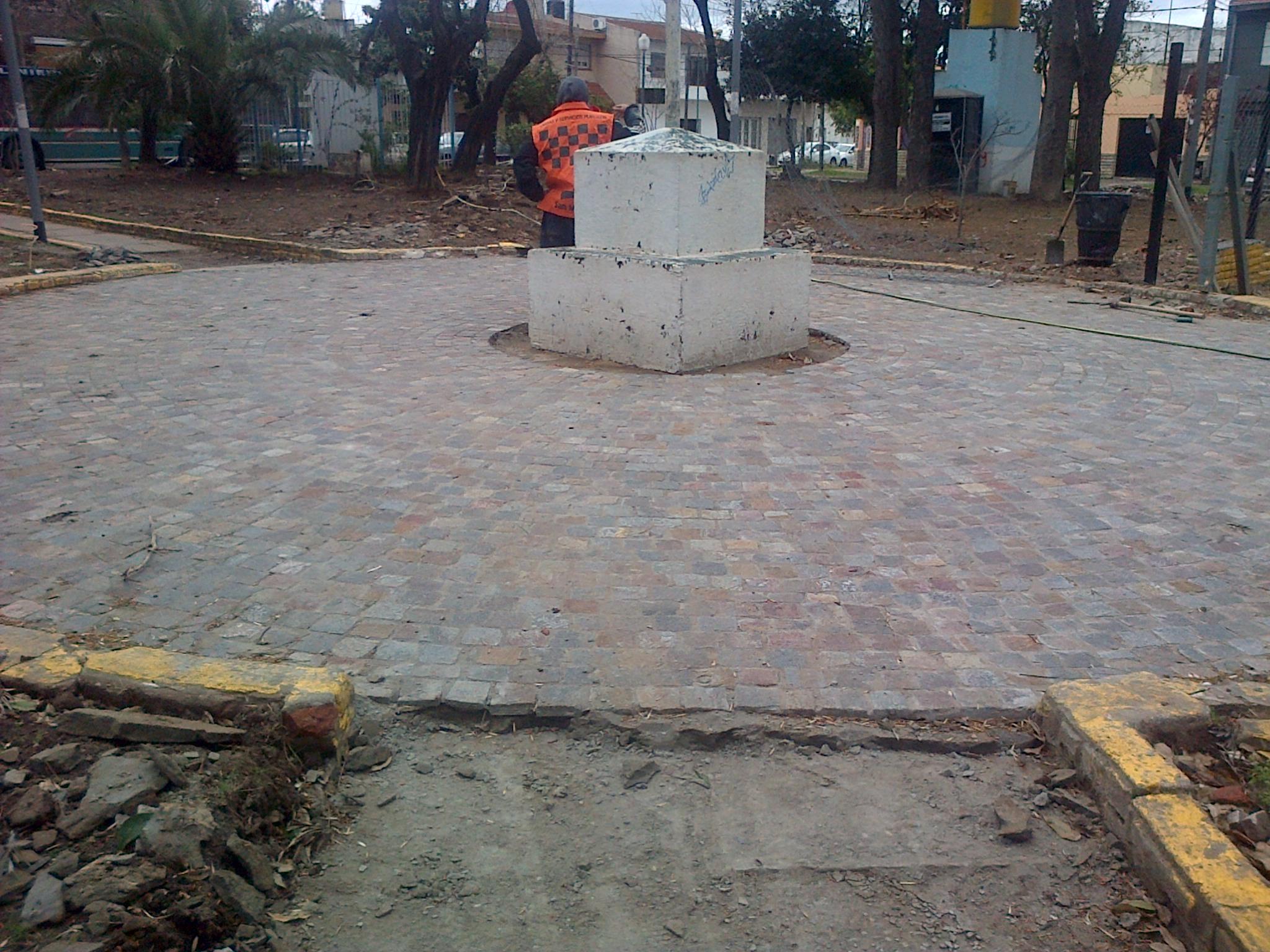 Plaza Solis Colocacion