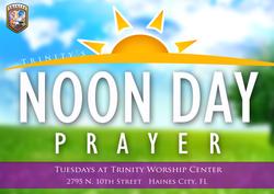 Noon day prayer
