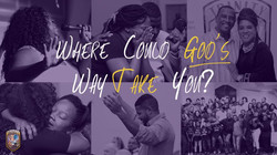 Where could God's way take you?