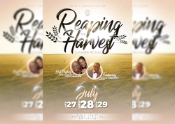 Reaping the Harvest Summer Revival