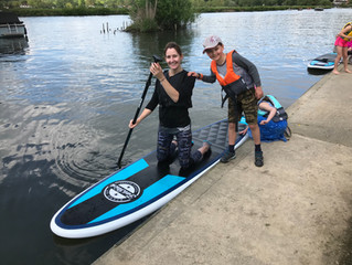SUP - coaching available next Saturday (16th June)
