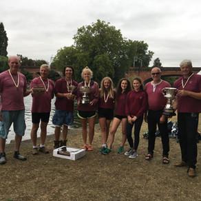 Punting Championships at Maidenhead