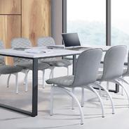 工業風會議桌
