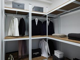 衣架/衣櫃規劃