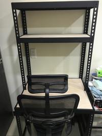 黑砂紋角鋼組合桌.JPG
