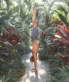 Josh Straight Handstand