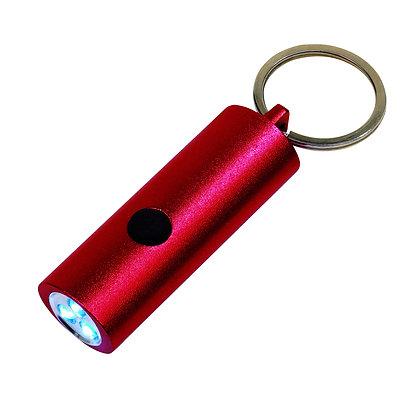 Lampe LED avec porte-clés