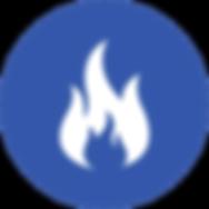 Fireshield fire symbol