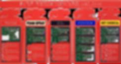 Fireshield fire extinguisher codes