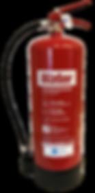 Fireshield water fire extinguisher