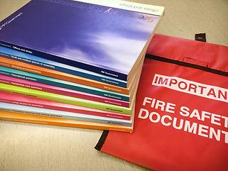 Fireshield fire risk assessment documents