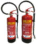 Fireshield wet chemical fire extinguisher