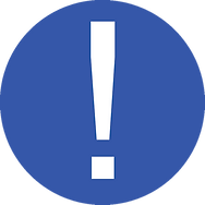 Fireshield exclamation symbol