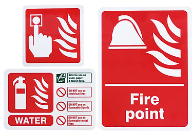 Fireshield alarm points fire safety