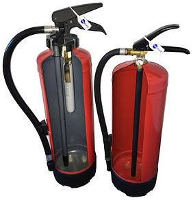 Fireshield fire extinguisher maitenance