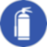 Fireshield extinguisher symbol