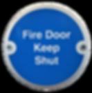 Firesield Fire Door sign