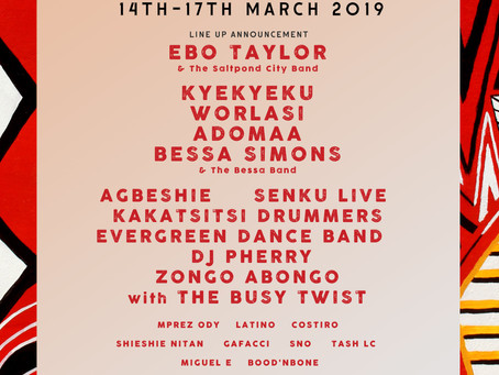 Line-Up announced!