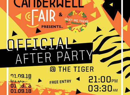 Meet Me There x camberwell Fair