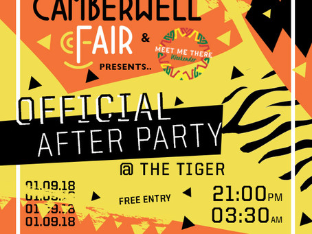 Meet Me There x camberwell Fair