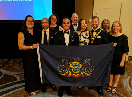 DuBois Area Jaycees Attend National Meeting