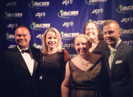 DuBois Jaycees Attend National Convention