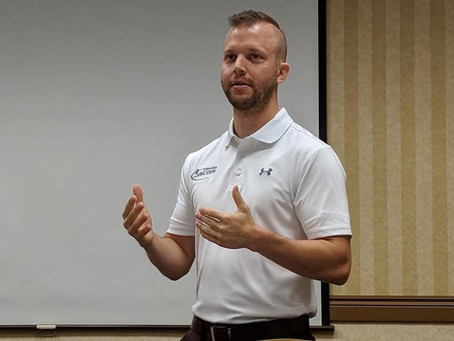 DuBois Jaycees Attend State Conference /  Hanes officially named 2019 President Elect