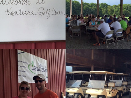 Teeing it Up: DuBois Jaycees Hold Annual Golf Scramble