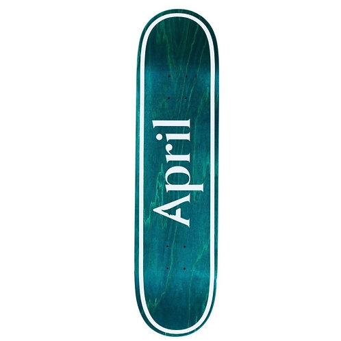 April OG invert logo