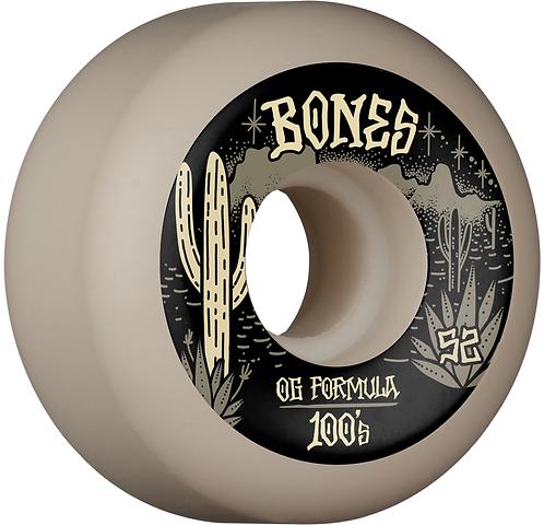 Bones 100's v5 Sidecut
