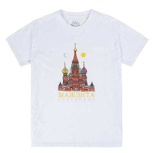 Moscou tee