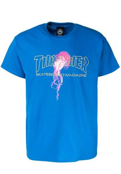 Thrasher Atlantic drift tee shirt