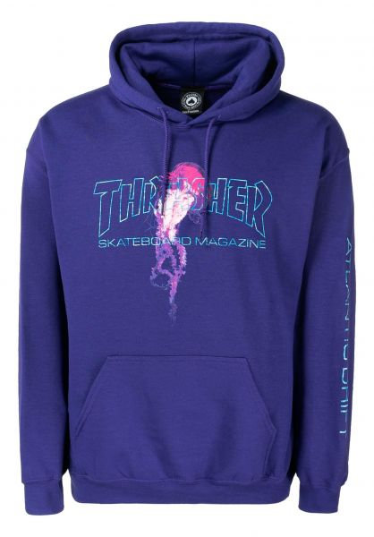 Thrasher Atlantic drift sweat hoodie