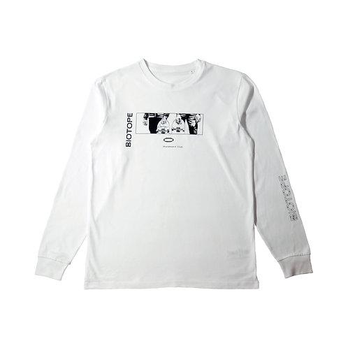 Skateboard club tee-shirt L/S