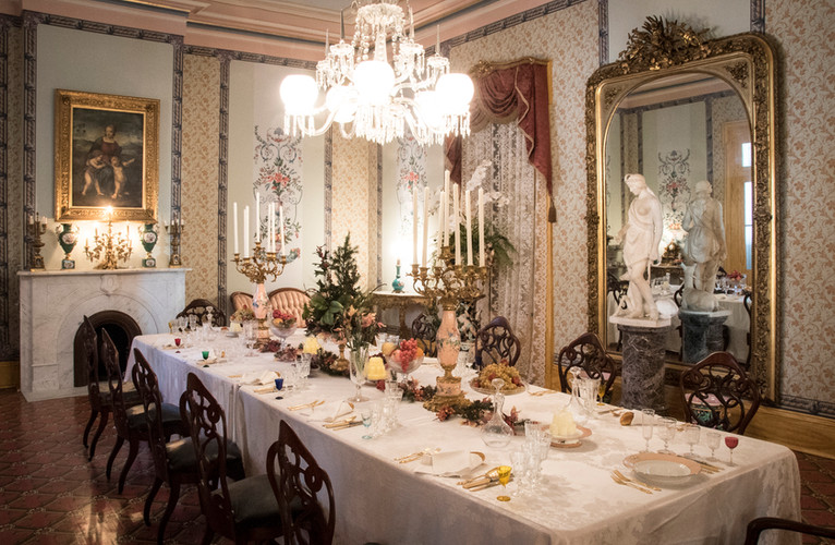 Formal Dining Room, image by Ed Houck