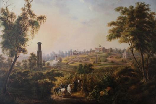 Estate Painting, c.