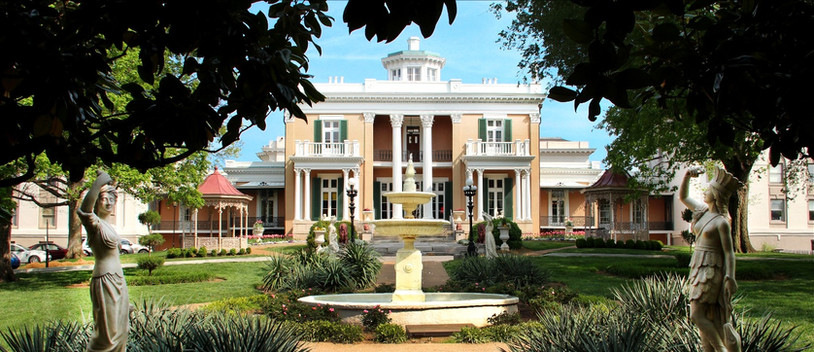 Belmont Mansion, image by Ed Houck