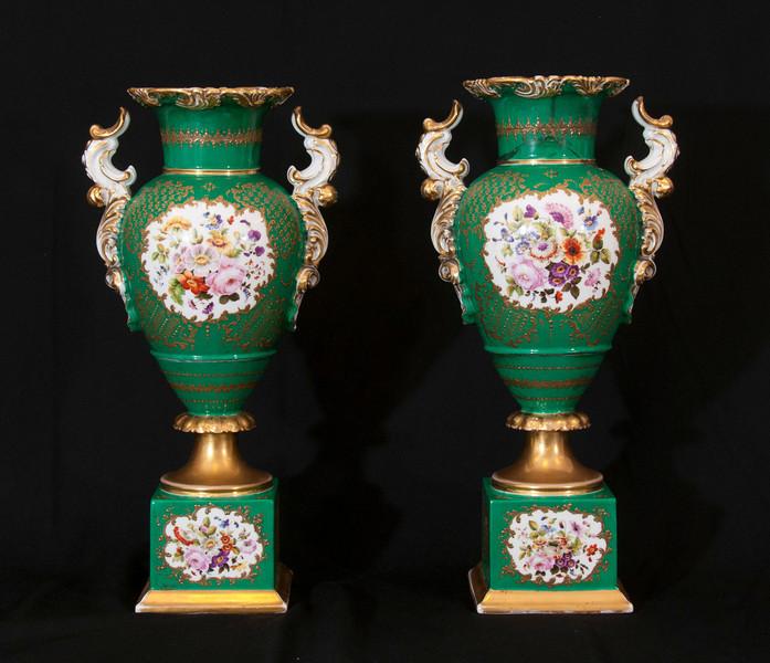 Vases, ca. 1850