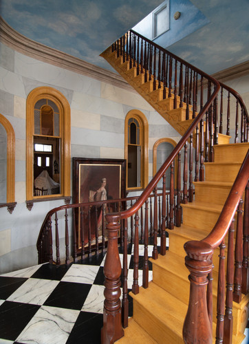 Belmont Mansion  Queen Victoria Painting