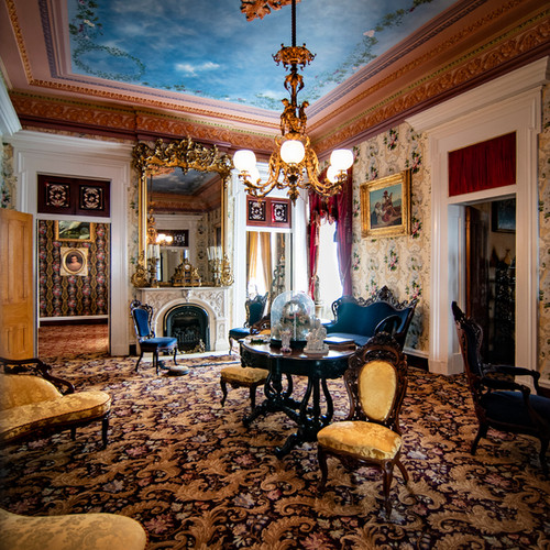 Central Parlor, image by Ed Houck