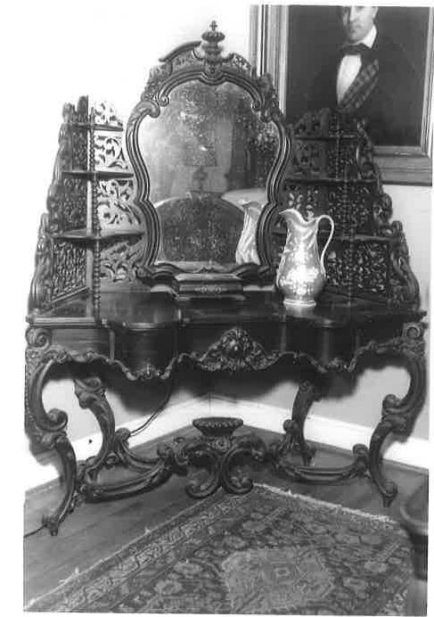 Dressing Table, ca. 1850