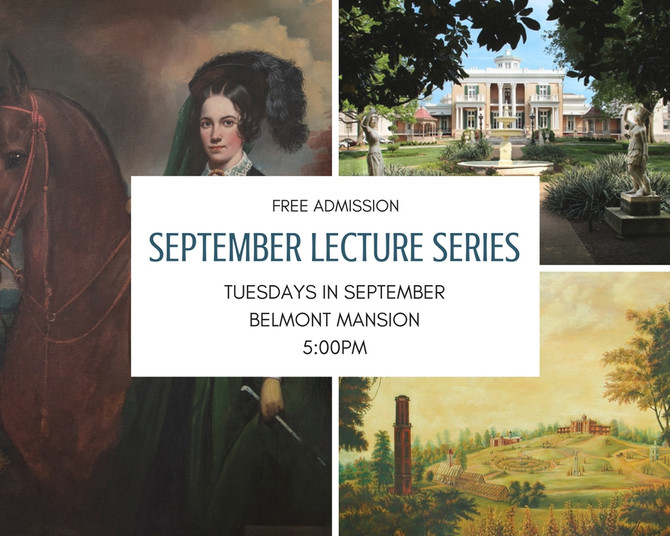 September Lecture Series