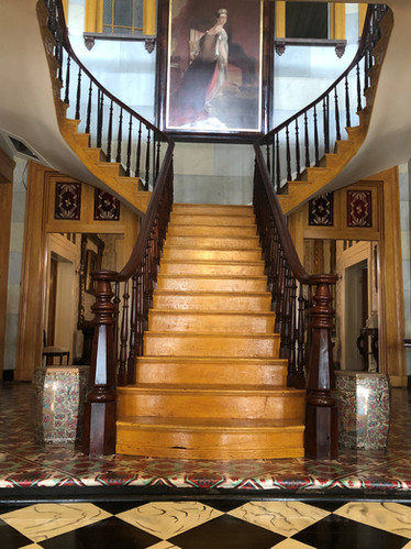 Grand Salon Stair