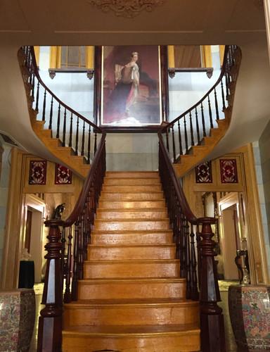 stair, walls & Victoria.jpg