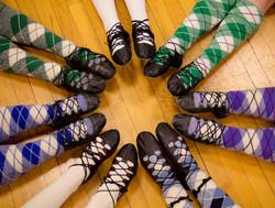 Highland Feet