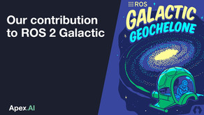 Our contributions to ROS 2 Galactic