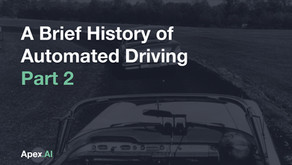 A Brief History of Automated Driving — Part Two: Research and Development